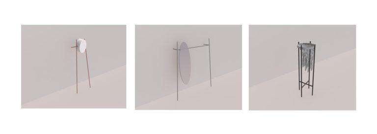 LAMP - KAPSTOK - SOFT TOUCH -