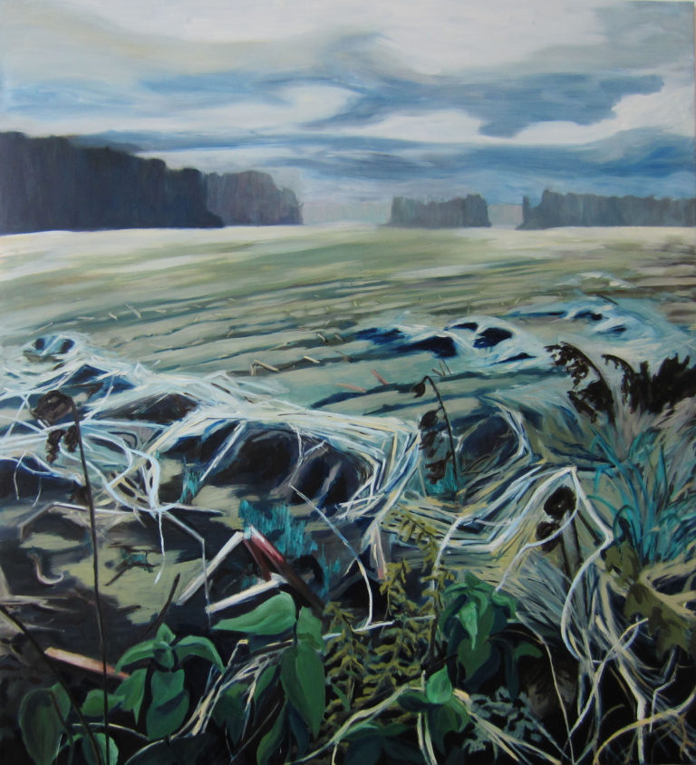 Oil on canvas, 180 x 200 cm