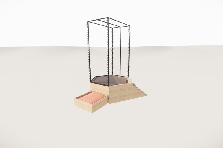 trampoline na de actie