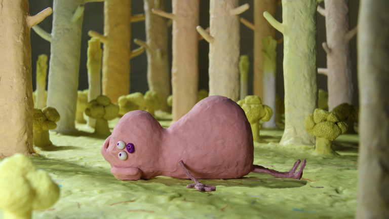 Chubby Tummy Bunny