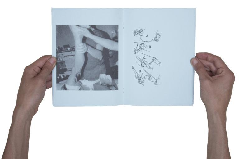 Angling Ways:artistbook