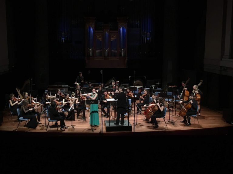 Project Week Spring 2018  Project Week -Soloist with the symphonic orchestra