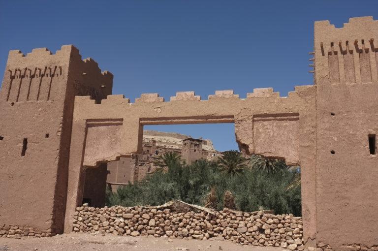 Porte des Arabes
