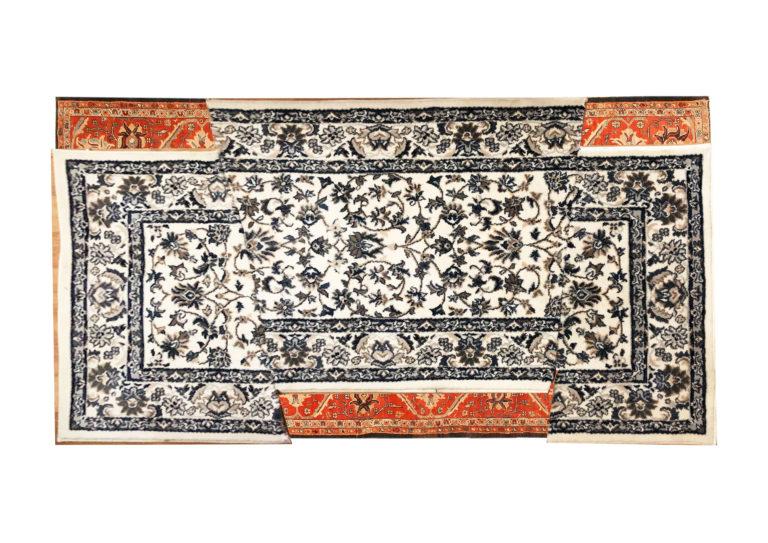 beeld 2: tapijt