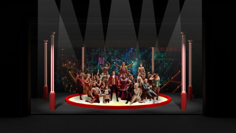 Barnum museum/circus