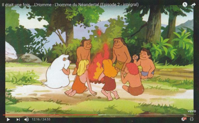 caption from book, Il était une fois l'homme, épisode 2