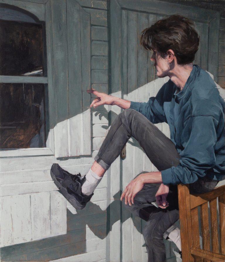 Vernal Equinox - Oil on canvas - 60x70cm